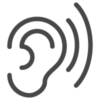 Gipping Hearing Tests Icon